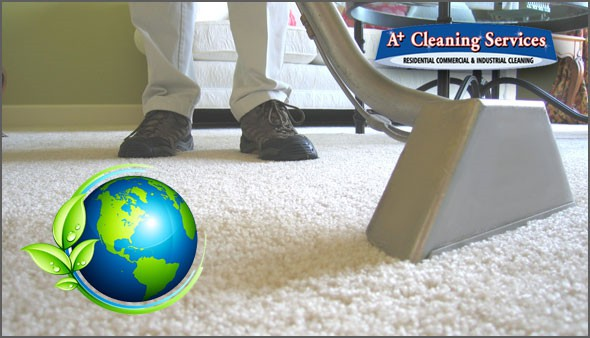 Green Carpet Cleaning On Cape Cod